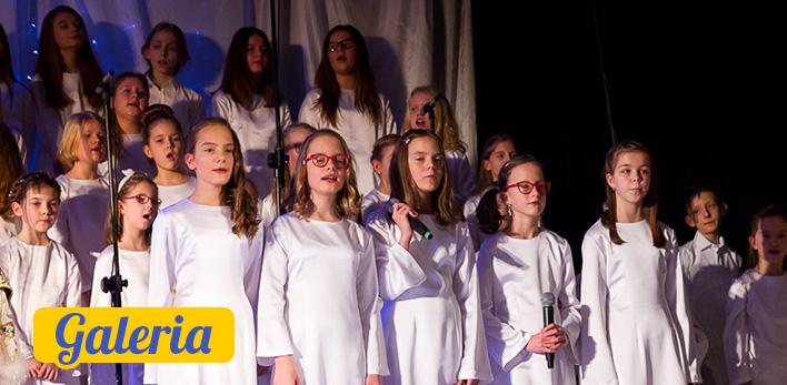 Galeria zdjęć z Koncertu Kolęd i Pastorałek ''Tego się nie spodziewają''