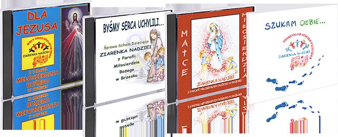 Cztery płyty w dorobku artystycznym Ziarenek Nadziei